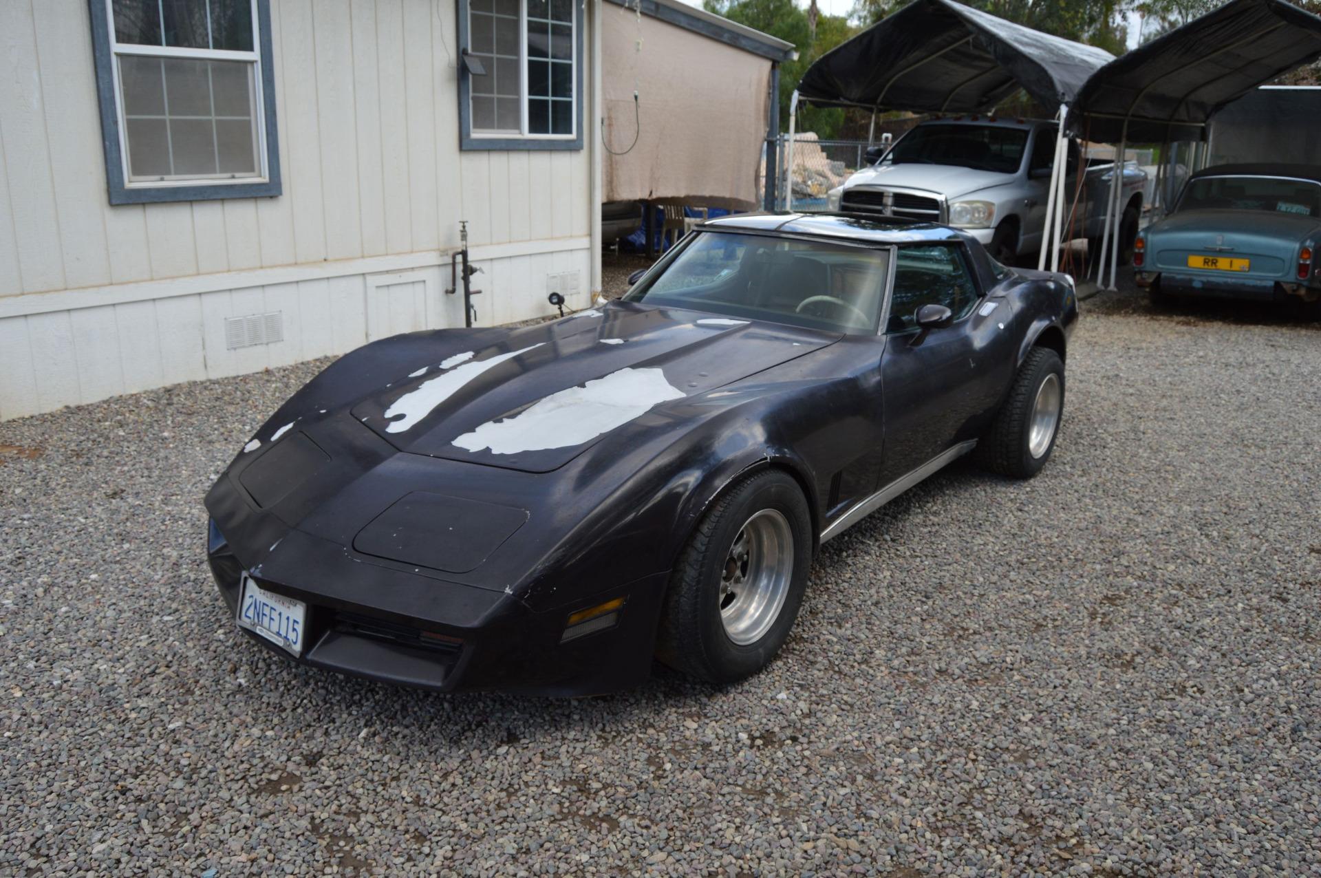 1980 Corvette For Sale >> Used 1980 Chevrolet Corvette For Sale 4 500 Affordable