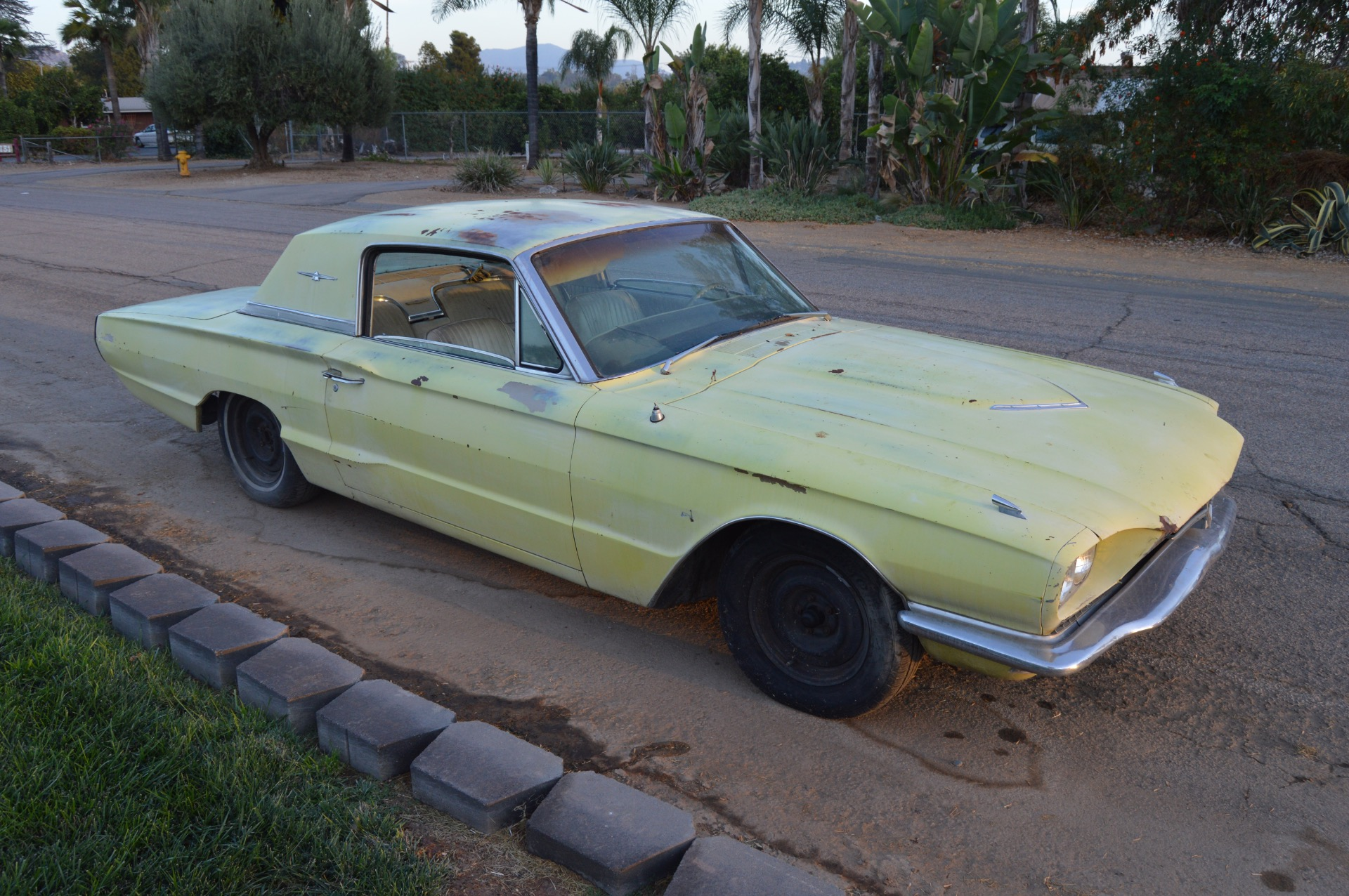Used-1966-Ford-Thunderbird