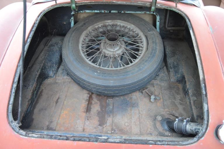 Used-1961-MG-A