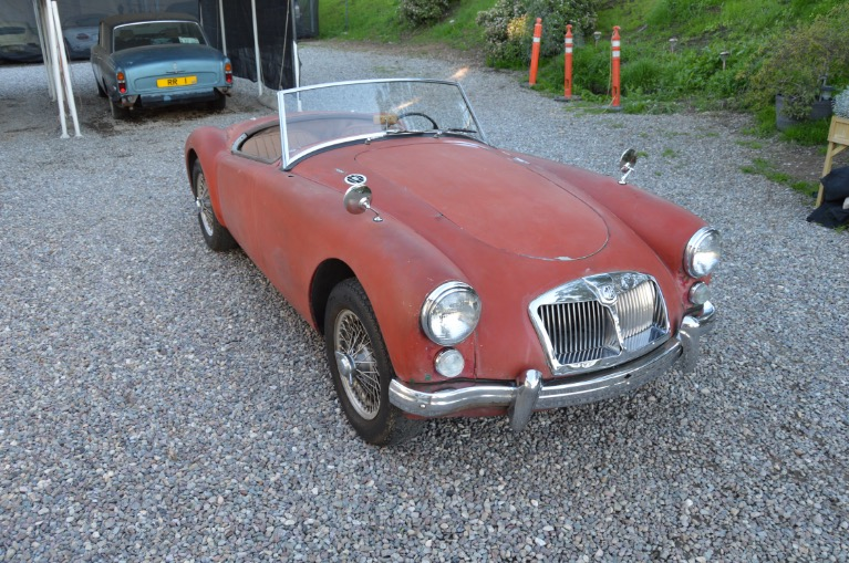 Used-1961-MG-A