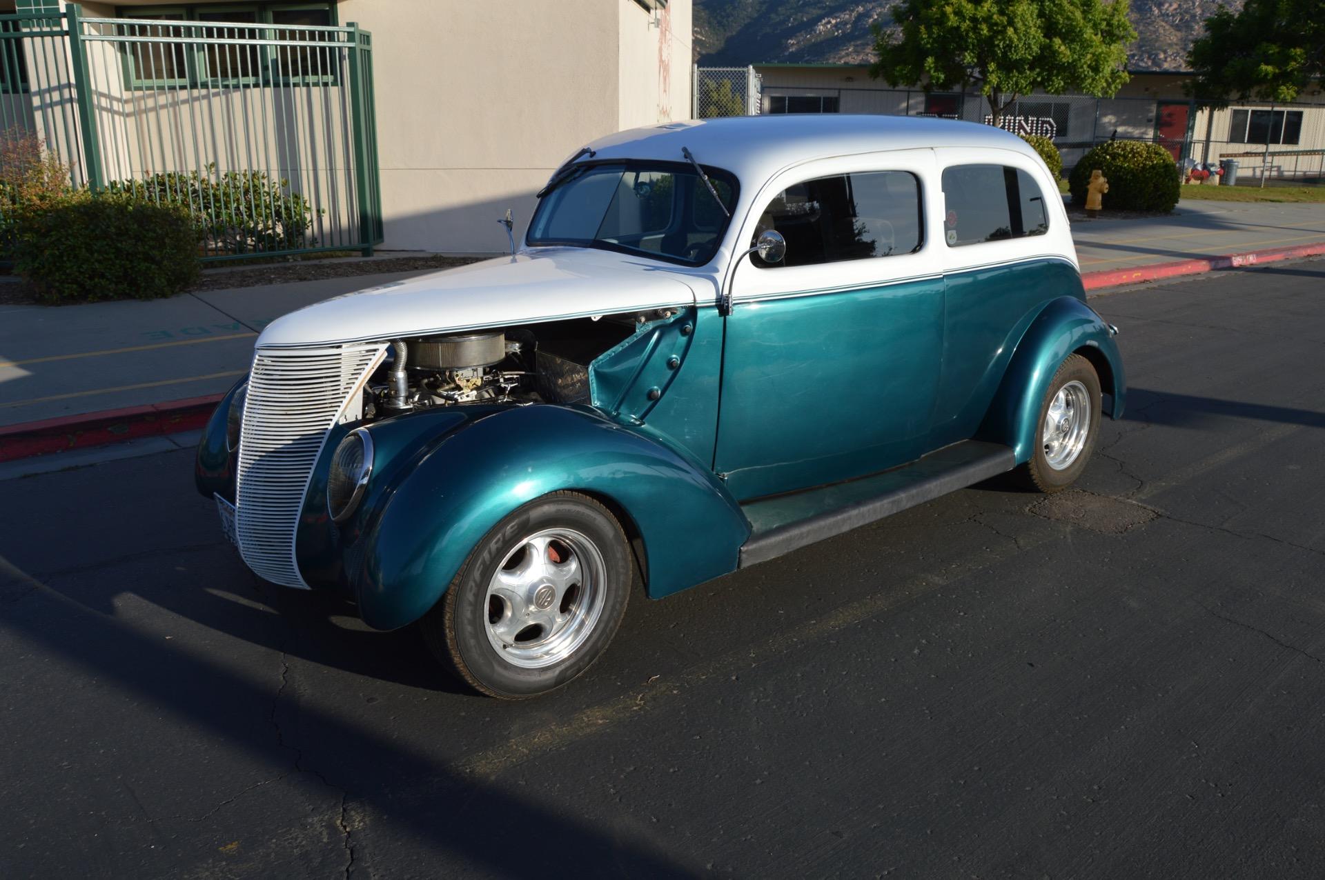 Used 1937 Ford Slantback For Sale ($14,750) | Affordable
