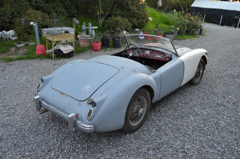 Used-1959-MG-A