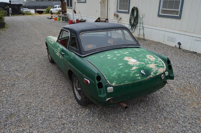 Used-1970-MG-B