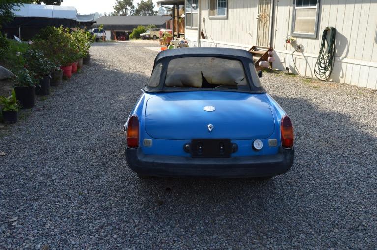 Used-1978-MG-B