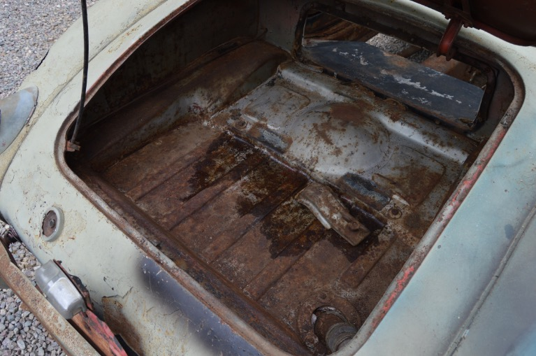 Used-1958-MG-A