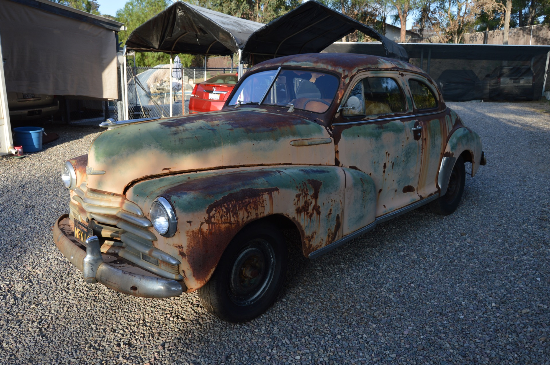 Used 1947 Chevrolet Stylemaster For Sale 3 500