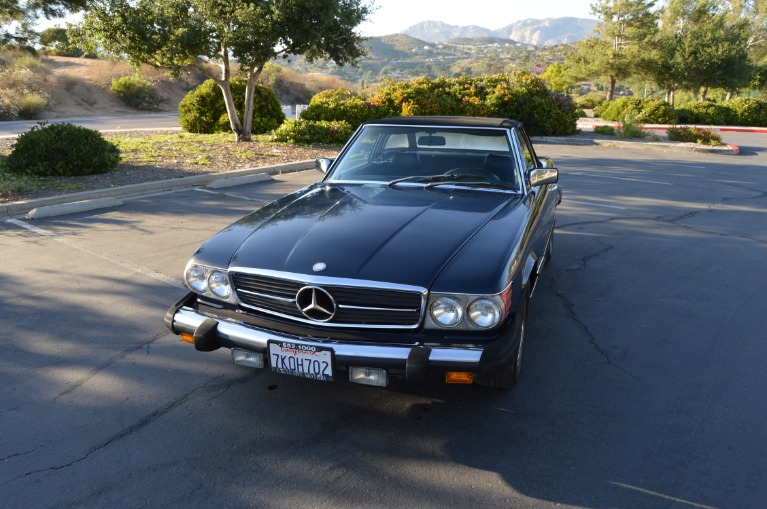 Used-1981-Mercedes-Benz-380-Class-380-SL