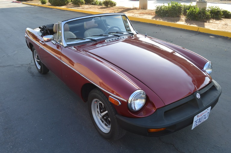Used-1977-MG-B