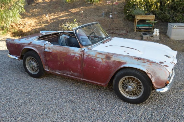 Used-1962-Triumph-TR4