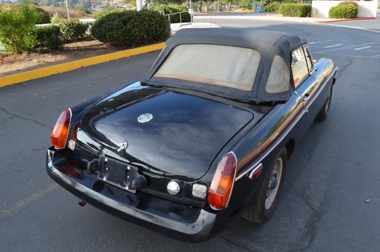 Used-1979-MG-B