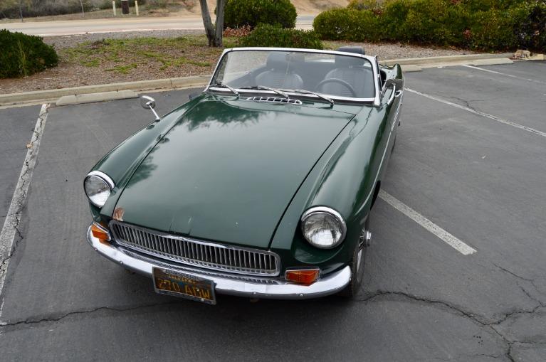 Used-1969-MG-B