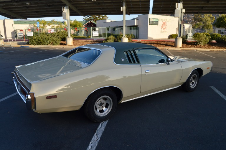 Used 1973 Dodge Charger Se For Sale   8 500
