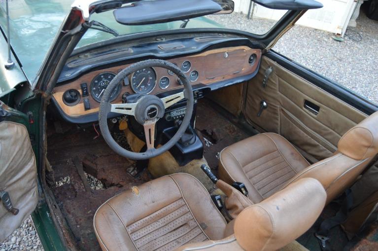 Used-1976-Triumph-TR6