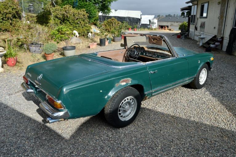 Used-1964-Mercedes-Benz-230SL