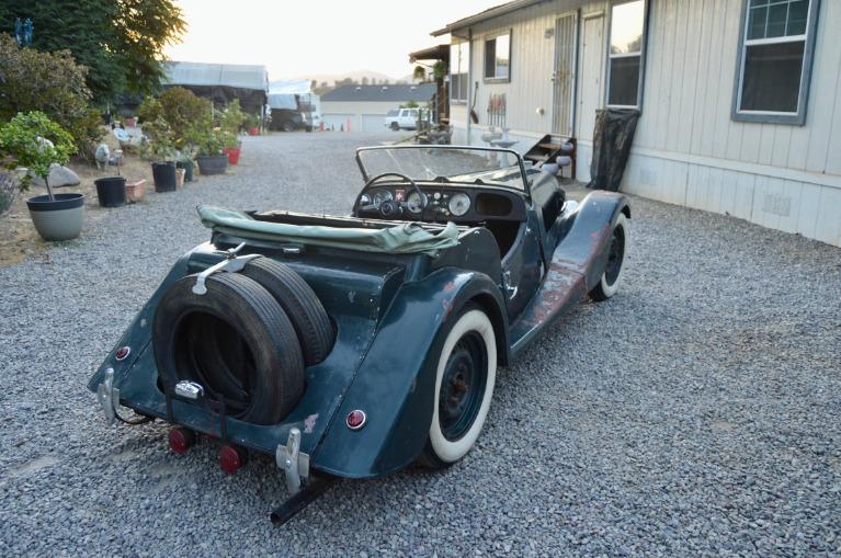 Used-1953-Morgan-Plus-4